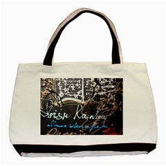Dscf1638   Written Poems Basic Tote Bag by bestdesignintheworld