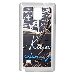 Dscf1638 - Written Poems Samsung Galaxy Note 4 Case (white)