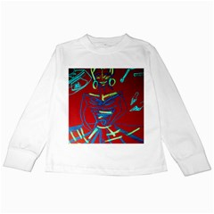 Dscf1442   Californian Girl Kids Long Sleeve T Shirts