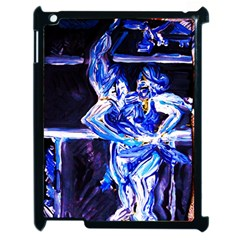 Dscf1939 Ballet Dancers 1 Apple Ipad 2 Case (black) by bestdesignintheworld
