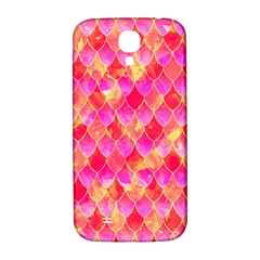Squama Fhis Paint Flower Of Life Pattern Samsung Galaxy S4 I9500/i9505  Hardshell Back Case by Cveti