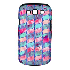 Leaves Paint Flower Of Life 01 Samsung Galaxy S Iii Classic Hardshell Case (pc+silicone) by Cveti
