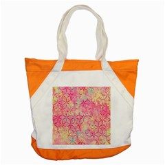 Flower Of Life Paint Pattern 08jpg Accent Tote Bag by Cveti