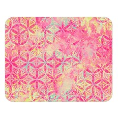 Flower Of Life Paint Pattern 08jpg Double Sided Flano Blanket (large)  by Cveti