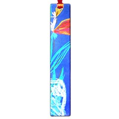 Dscf1451   Birds If Paradise In A Cristal Vase Large Book Marks by bestdesignintheworld