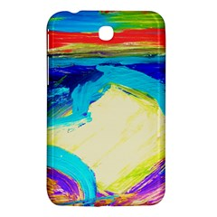 Dscf3229   Kite In Brasil Samsung Galaxy Tab 3 (7 ) P3200 Hardshell Case  by bestdesignintheworld