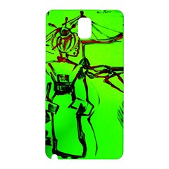 Dscf2008   Lady And Her Servant Samsung Galaxy Note 3 N9005 Hardshell Back Case