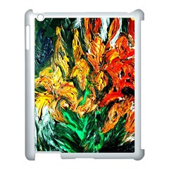Tiger Lillis   1 Apple Ipad 3/4 Case (white)