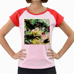 In The Nest And Around 4 Women s Cap Sleeve T Shirt by bestdesignintheworld