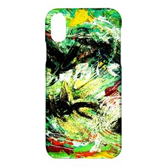 In The Nest And Around 4 Apple Iphone X Hardshell Case by bestdesignintheworld