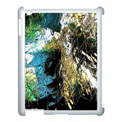 In The Net Of The Rules 3 Apple Ipad 3/4 Case (white) by bestdesignintheworld