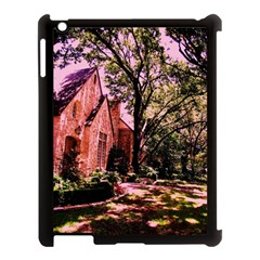 Hot Day In  Dallas 6 Apple Ipad 3/4 Case (black) by bestdesignintheworld