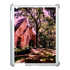 Hot Day In  Dallas 6 Apple Ipad 3/4 Case (white) by bestdesignintheworld