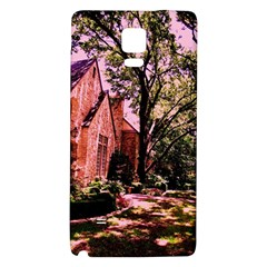 Hot Day In  Dallas 6 Galaxy Note 4 Back Case by bestdesignintheworld
