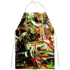 Girl Reading Full Print Aprons by bestdesignintheworld