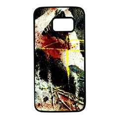 Egg In The Duck   Needle In The Egg Samsung Galaxy S7 Black Seamless Case by bestdesignintheworld