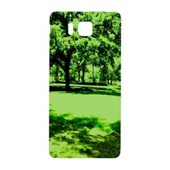 Lake Park 13 Samsung Galaxy Alpha Hardshell Back Case by bestdesignintheworld