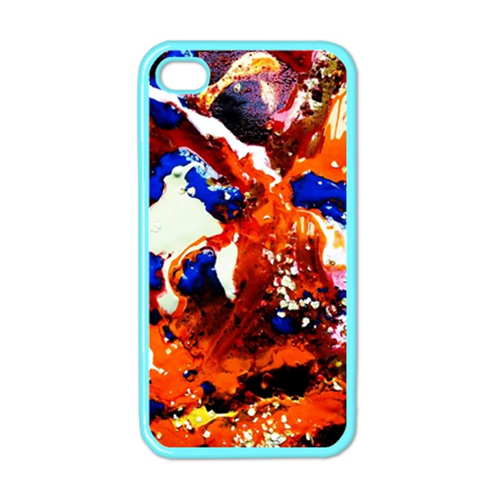 Smashed Butterfly 1 Apple iPhone 4 Case (Color)