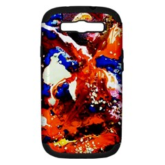 Smashed Butterfly 1 Samsung Galaxy S Iii Hardshell Case (pc+silicone) by bestdesignintheworld