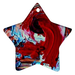Dscf2258   Point Of View1/1 Star Ornament (two Sides) by bestdesignintheworld