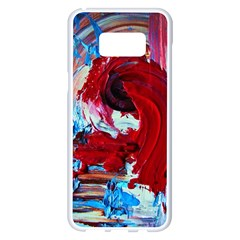 Dscf2258   Point Of View1/1 Samsung Galaxy S8 Plus White Seamless Case by bestdesignintheworld