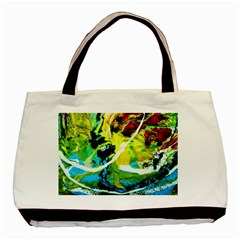 New Moon 6 Basic Tote Bag by bestdesignintheworld