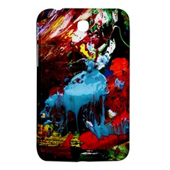 Two Hearts   One Beat 1 Samsung Galaxy Tab 3 (7 ) P3200 Hardshell Case  by bestdesignintheworld