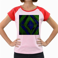 Point Of Equilibrium 5 Women s Cap Sleeve T Shirt