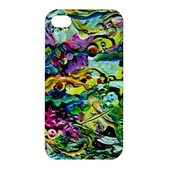 There Where Alice Took A Walk 5 Apple Iphone 4/4s Hardshell Case by bestdesignintheworld