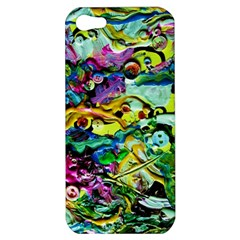 There Where Alice Took A Walk 5 Apple Iphone 5 Hardshell Case by bestdesignintheworld