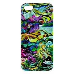 There Where Alice Took A Walk 5 Apple Iphone 5 Premium Hardshell Case by bestdesignintheworld