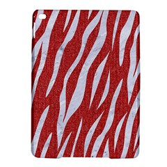 Skin3 White Marble & Red Denim Ipad Air 2 Hardshell Cases by trendistuff