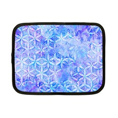 Flower Of Life Paint Pattern 8jpg Netbook Case (small)  by Cveti