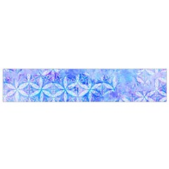 Flower Of Life Paint Pattern 8jpg Small Flano Scarf by Cveti
