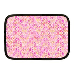 Flower Of Life Paint Pattern 9 Netbook Case (medium)  by Cveti