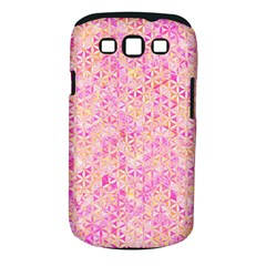 Flower Of Life Paint Pattern 9 Samsung Galaxy S Iii Classic Hardshell Case (pc+silicone) by Cveti