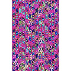 Flower Of Life Paint Pattern 10 5 5  X 8 5  Notebooks by Cveti