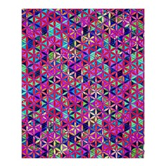 Flower Of Life Paint Pattern 10 Shower Curtain 60  X 72  (medium)  by Cveti