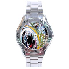 When The Egg Matters Most 4 Stainless Steel Analogue Watch by bestdesignintheworld
