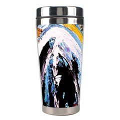 When The Egg Matters Most 4 Stainless Steel Travel Tumblers by bestdesignintheworld
