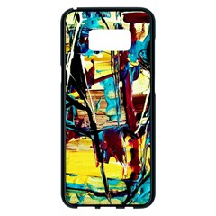 Dance Of Oil Towers 4 Samsung Galaxy S8 Plus Black Seamless Case by bestdesignintheworld