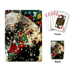 Wet Kiss 2 Playing Card by bestdesignintheworld