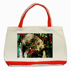 Wet Kiss 2 Classic Tote Bag (red) by bestdesignintheworld