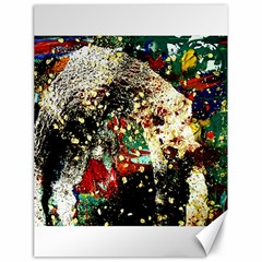 Wet Kiss 2 Canvas 18  X 24   by bestdesignintheworld