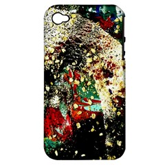 Wet Kiss 2 Apple Iphone 4/4s Hardshell Case (pc+silicone) by bestdesignintheworld