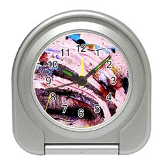Egg In The Duck   Needle In The Egg 3 Travel Alarm Clocks by bestdesignintheworld