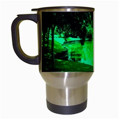 Lake Park 20 Travel Mugs (white) by bestdesignintheworld