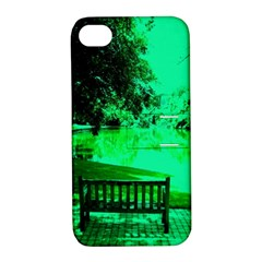 Lake Park 20 Apple Iphone 4/4s Hardshell Case With Stand