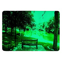 Lake Park 20 Samsung Galaxy Tab 8 9  P7300 Flip Case by bestdesignintheworld
