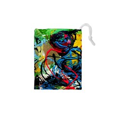 Rumba On A Chad Lake 4 Drawstring Pouches (xs)  by bestdesignintheworld